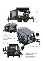 Kodiak Cub Trailer: click to enlarge
