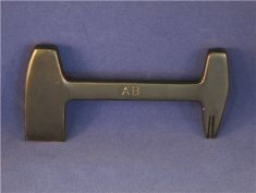 AB Clinch Cutter Gouge: click to enlarge